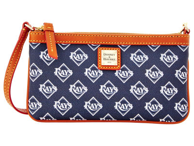 Tampa Bay Rays Dooney & Bourke Large Wristlet
