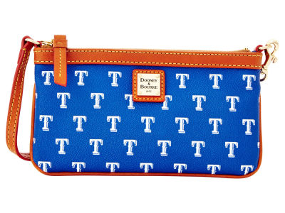 Texas Rangers Dooney & Bourke Large Wristlet
