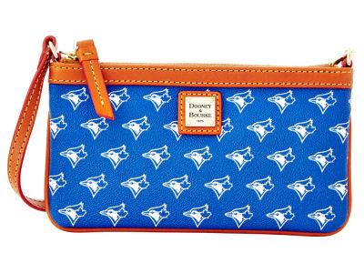 Toronto Blue Jays Dooney & Bourke Large Wristlet
