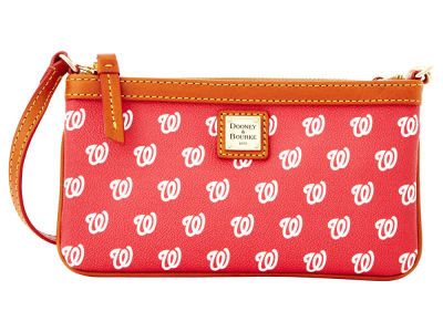 Washington Nationals Dooney & Bourke Large Wristlet