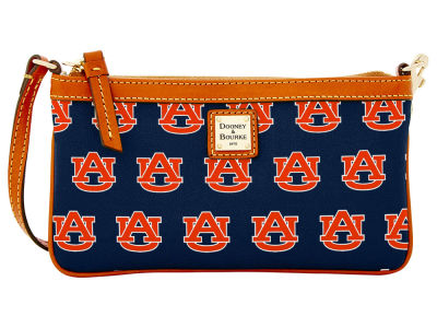 Auburn Tigers Dooney & Bourke Large Wristlet
