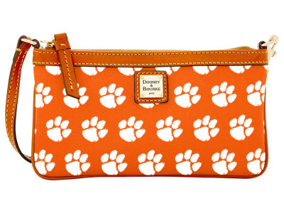 Clemson Tigers Dooney & Bourke Large Wristlet