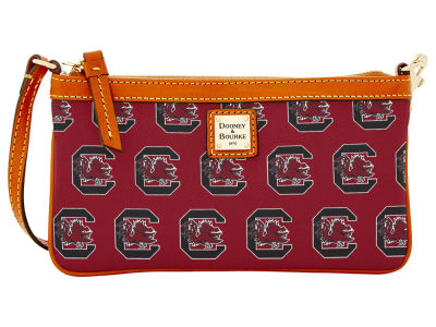 South Carolina Gamecocks Dooney & Bourke Large Wristlet
