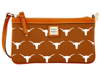 Texas Longhorns Dooney & Bourke Large Wristlet