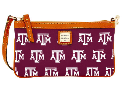 Texas A&M Aggies Dooney & Bourke Large Wristlet