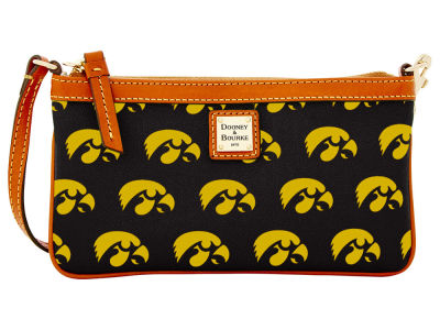Iowa Hawkeyes Dooney & Bourke Large Wristlet