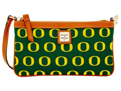 Oregon Ducks Dooney & Bourke Large Wristlet