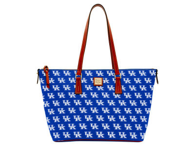 Kentucky Wildcats Dooney & Bourke Zip Top Shopper