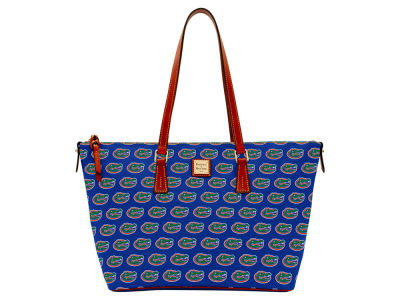 Florida Gators Dooney & Bourke Zip Top Shopper
