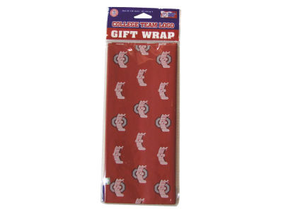 Forever Collectibles NCAA Gift Wrap