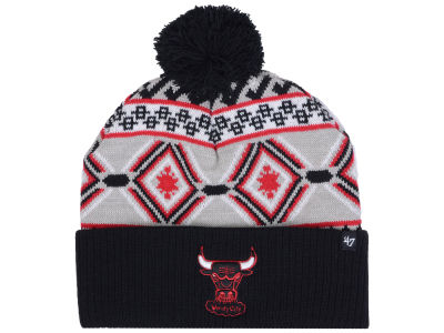 Chicago Bulls '47 NBA Hardwood Classics Up North Knit