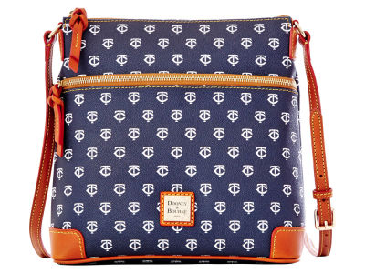 Minnesota Twins Dooney & Bourke Crossbody Purse