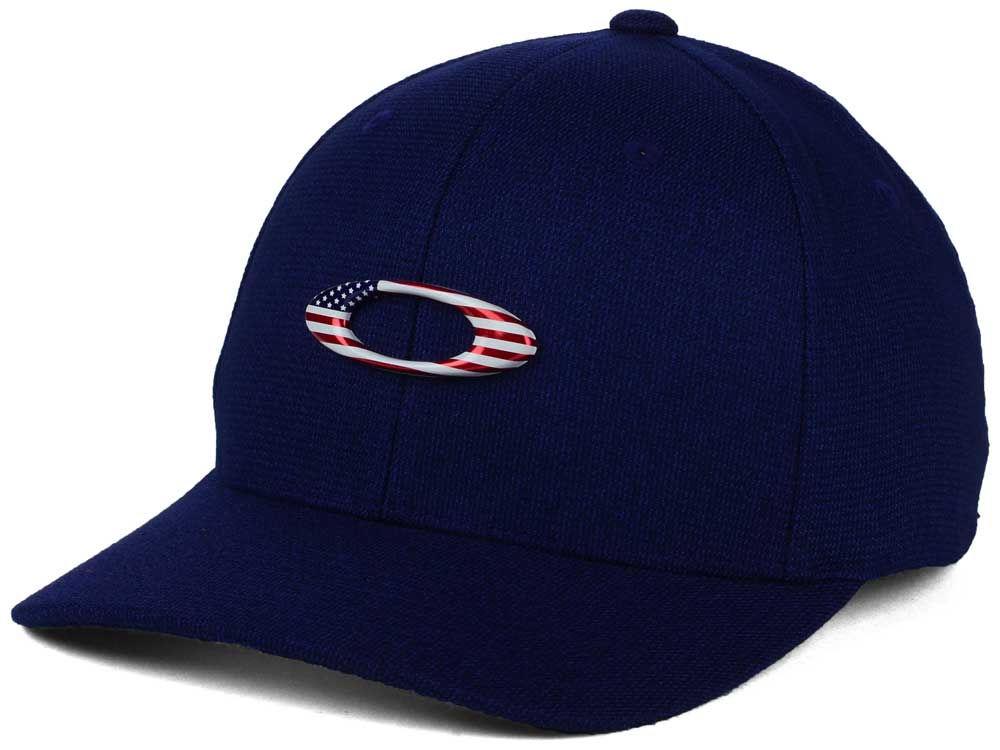 ce602c647ad best mens oakley baseball cap d3dde 05954  spain oakley tin can usa cap  756ae bbc39