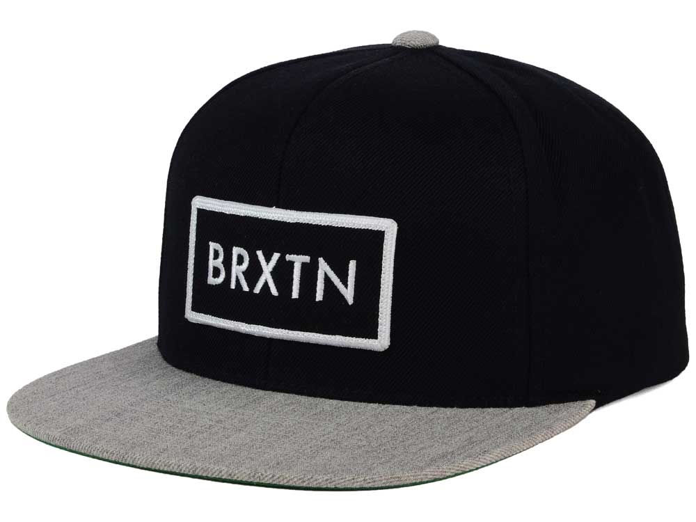 34bdfedba58 Brixton Rift Snapback Hat