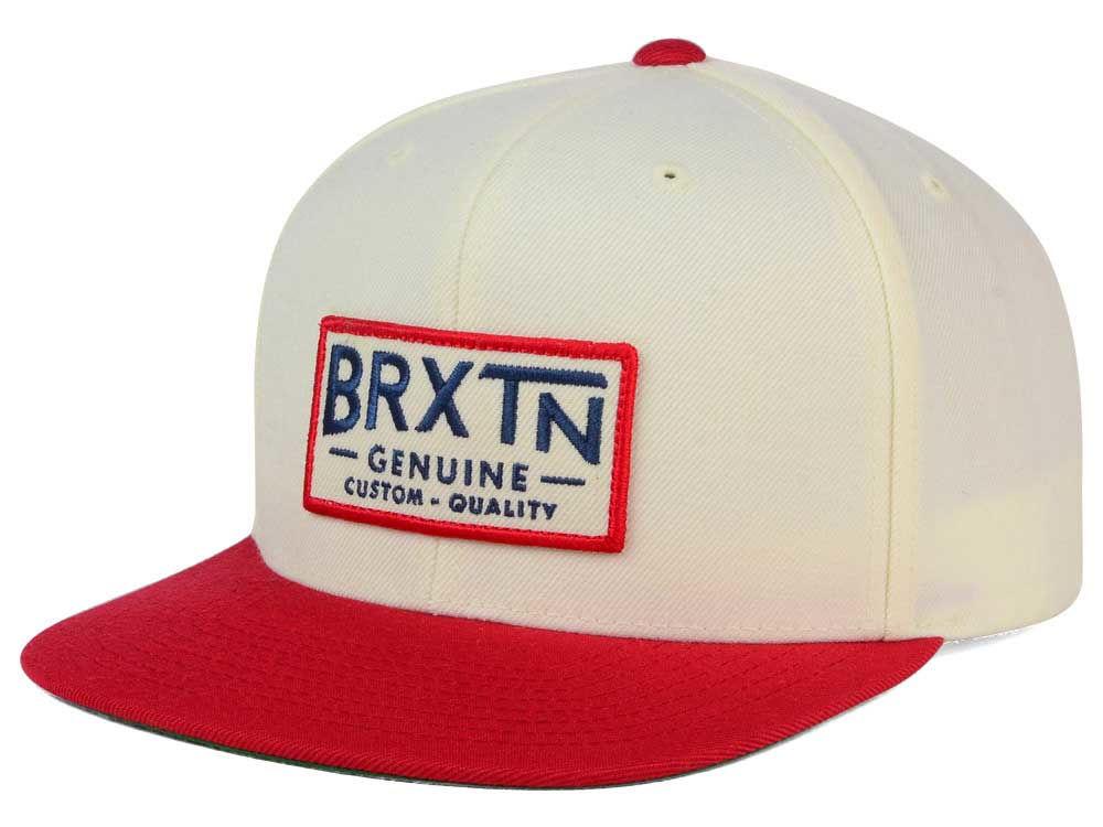 hot sale online dde69 e9b99 top quality brixton dunning snapback cap 524e3 ea593