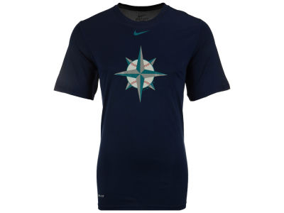 Seattle Mariners Nike MLB Men's BP Logo Legend T-Shirt