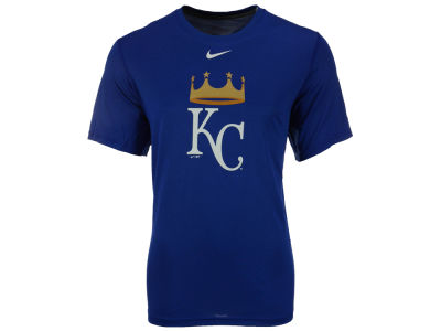 Kansas City Royals Nike MLB Men's BP Logo Legend T-Shirt