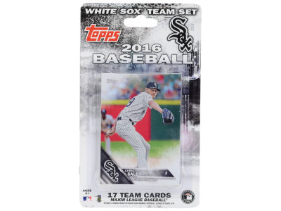 Chicago White Sox Team Card Set 2016