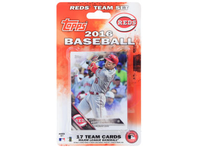Cincinnati Reds Team Card Set 2016