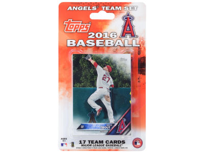 Los Angeles Angels Team Card Set 2016