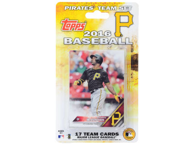 Pittsburgh Pirates Team Card Set 2016