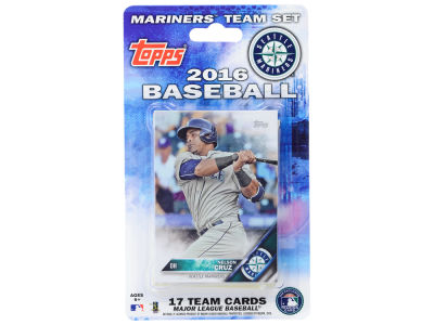Seattle Mariners Team Card Set 2016