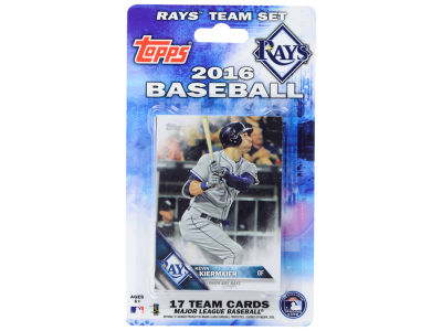 Tampa Bay Rays Team Card Set 2016