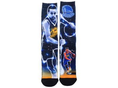 Golden State Warriors Stephen Curry NBA Player Constellation Socks