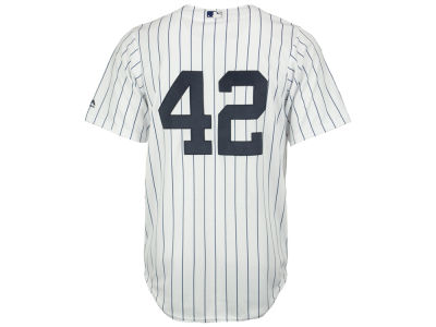New York Yankees Jackie Robinson Majestic MLB Men's Player Replica CB Jersey