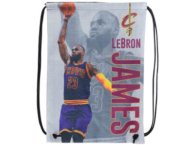 Cleveland Cavaliers Player Printed Drawstring Bag
