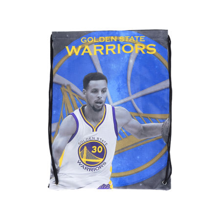 Golden State Warriors Stephen Curry Player Printed Drawstring Bag