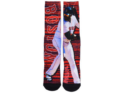 Boston Red Sox David Ortiz MLB RMC Player Socks