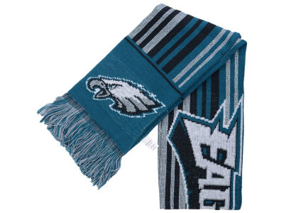 Philadelphia Eagles Glitter Stripe Scarf