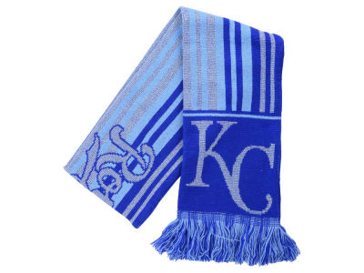 Kansas City Royals Glitter Stripe Scarf