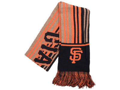 San Francisco Giants Glitter Stripe Scarf