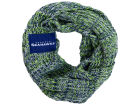 Seattle Seahawks Forever Collectibles Peak Infinity Scarf Apparel & Accessories