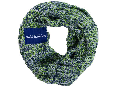 Seattle Seahawks Forever Collectibles Peak Infinity Scarf