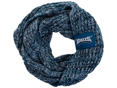Philadelphia Eagles Peak Infinity Scarf