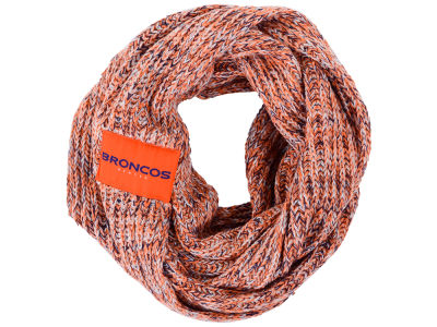 Denver Broncos Forever Collectibles Peak Infinity Scarf