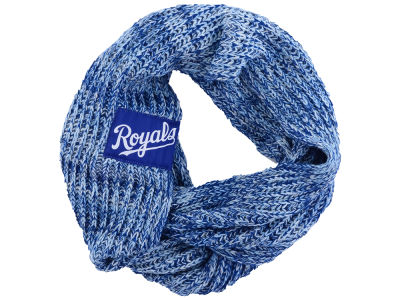 Kansas City Royals Forever Collectibles Peak Infinity Scarf