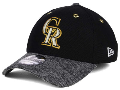 Colorado Rockies New Era MLB All Star Game 39THIRTY Cap