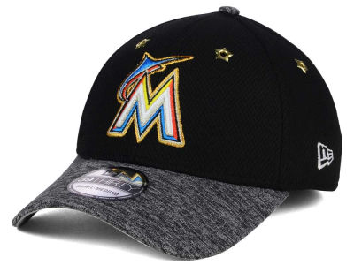 Miami Marlins New Era MLB All Star Game 39THIRTY Cap