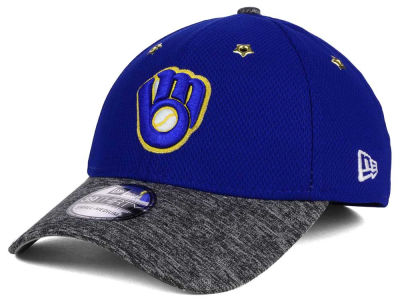 Milwaukee Brewers New Era MLB All Star Game 39THIRTY Cap