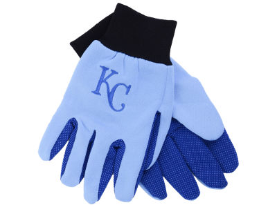 Kansas City Royals Forever Collectibles Team Color Palm Gloves