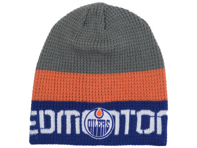 Edmonton Oilers Reebok NHL Player Knit
