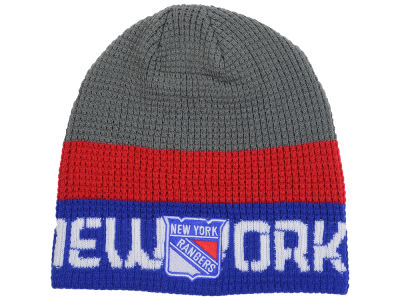 New York Rangers Reebok NHL Player Knit