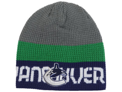 Vancouver Canucks Reebok NHL Player Knit