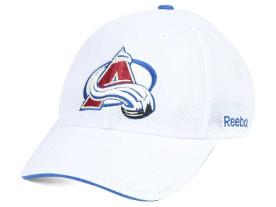 Colorado Avalanche Reebok NHL Team Logo Flex Cap