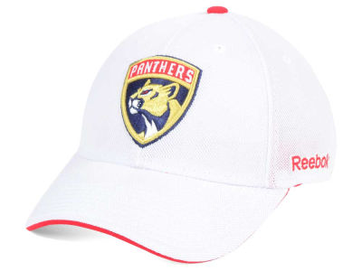 Florida Panthers Reebok NHL Team Logo Flex Cap