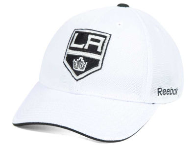 Los Angeles Kings Reebok NHL Team Logo Flex Cap